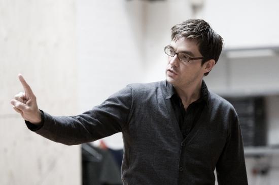 Director Jonathan Munby