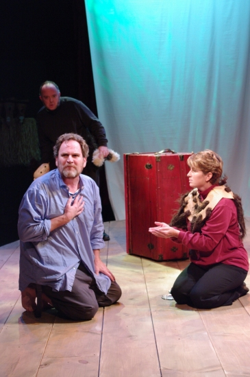 Charles Goad, Eddie Curry and Sara Riemen Photo