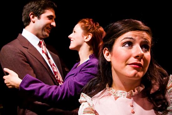 Jamie Geiger, Bethany McCade, and Liz Cascio