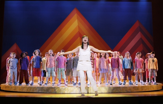 Photo Flash: 5th Avenue Theater's JOSEPH AND THE AND THE AMAZING TECHNICOLOR DREAMCOAT