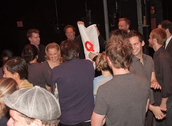 Photo Coverage: AVENUE Q Opens at New World Stages - Arrivals and Backstage!