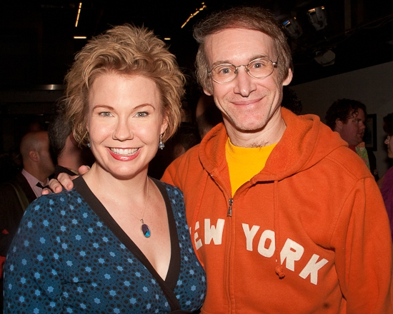 Photo Coverage: 'More To Ruv', AVENUE Q Opens Off-Broadway at New World Stages!
