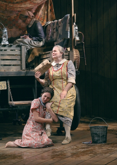 Photo Flash: The Shakespeare Theatre of New Jersey Presents THE GRAPES OF WRATH