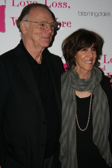 Nicholas Pileggi and Nora Ephron