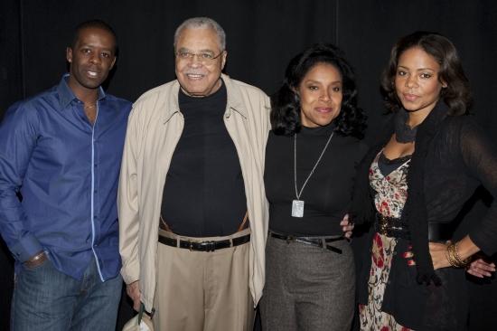 Adrian Lester (Brick), James Earl Jones (Big Daddy), Phylicia Rashad (Big Mama), Sanaa Lathan (Maggie)