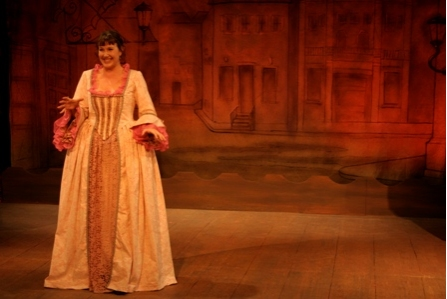 Photo Flash: The Open First Theater Company's ILLUSION
