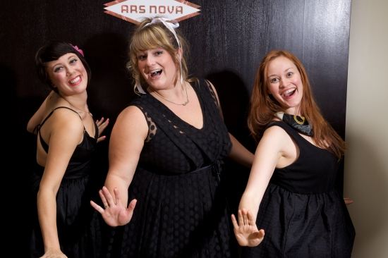 Photo Coverage: Opening Night of ANT FEST at Ars Nova