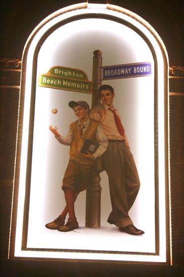 Photo Coverage: Neil Simon's BRIGHTON BEACH MEMOIRS Opens at the Nederlander Theatre