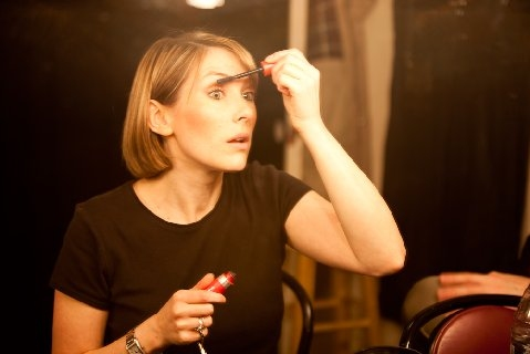 Photo Flash: Opening Night at Kate Dawson's THE A**HOLE IN MY HEAD