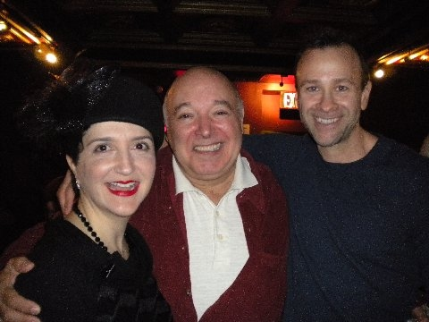 "Lauren ""Coco"" Cohn, Don Amendolia, and Mark Selva"