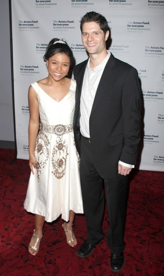 Brynn Williams and Tom Kitt