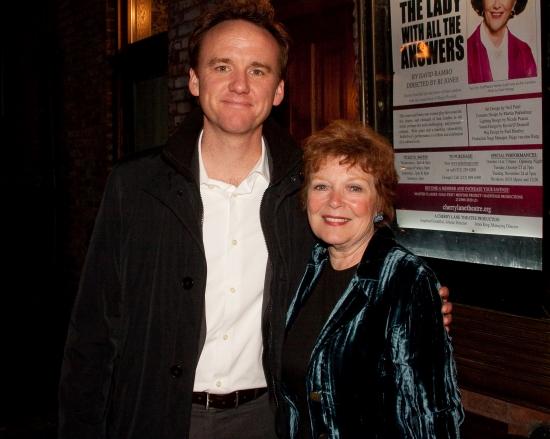 John Michael Higgins and Anita Gillette
