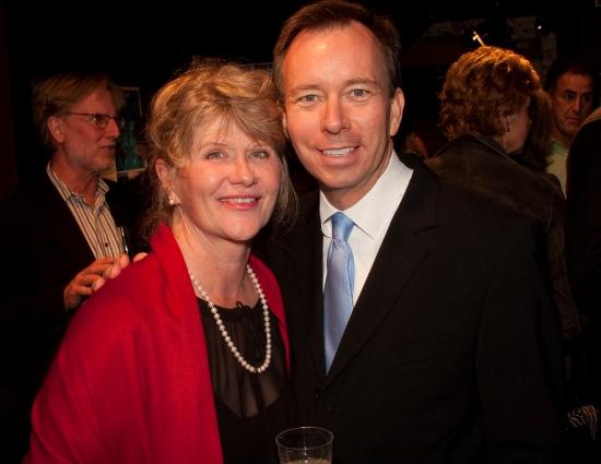 Judith Ivey and David Rambo