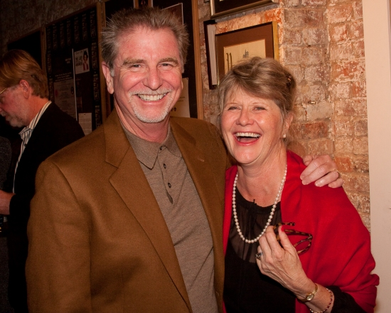 BJ Jones and Judith Ivey