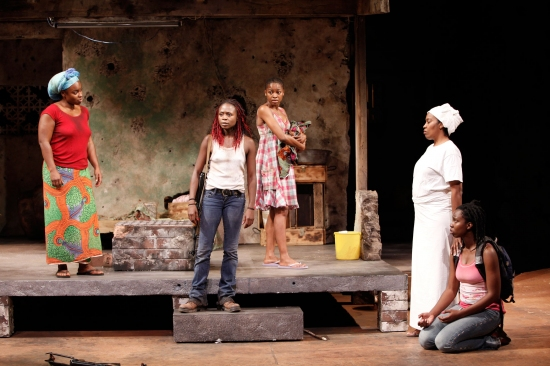 Photo Flash: Yale Rep Theatre Presents ECLIPSED