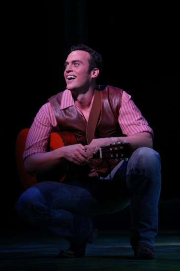 Photo Flash: FINIAN'S RAINBOW 'Shines' at Broadway's St. James Theatre