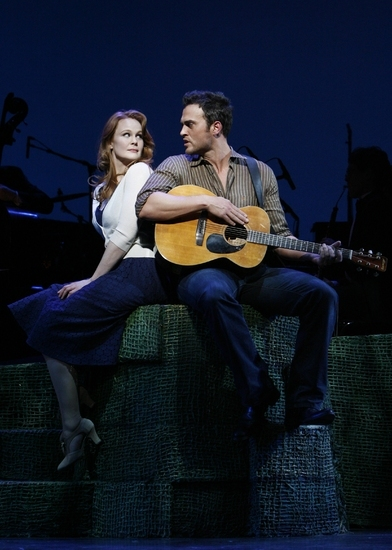 Photo Flash: From Encores! to Broadway, FINIAN'S RAINBOW Opens at the St. James!