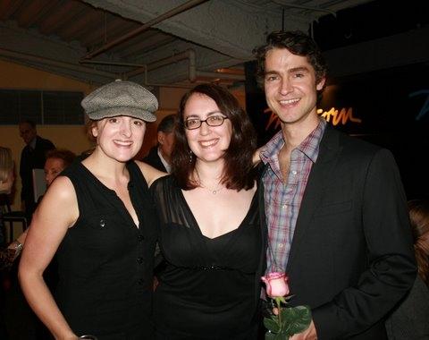 Keira Naughton, Rachel Reiner and Scott Barrow Photo