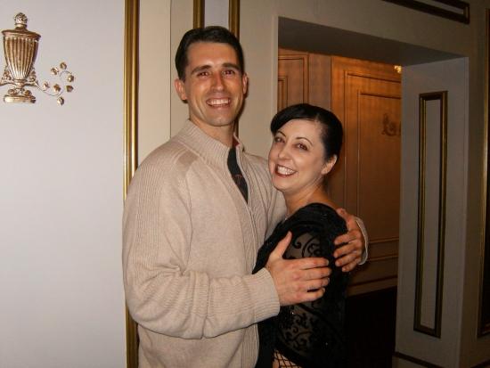 Jarret Ditch and Robyn Robbins