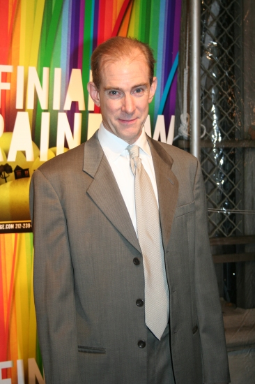 William Youmans at FINIAN'S RAINBOW Celebrates Opening Night on Broadway - After Party!