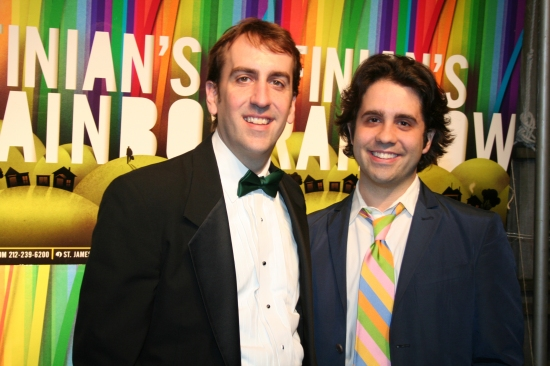 Photo Coverage: FINIAN'S RAINBOW Celebrates Opening Night on Broadway - After Party!