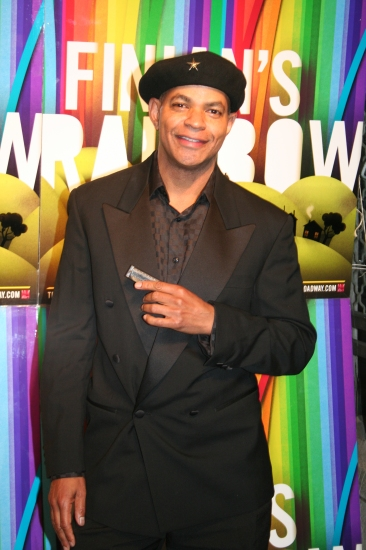 Guy Davis at FINIAN'S RAINBOW Celebrates Opening Night on Broadway - After Party!