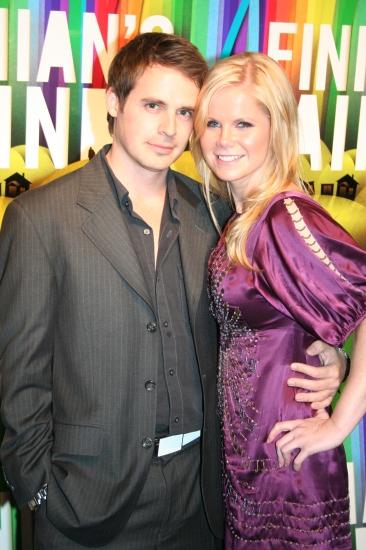 Crystal Hunt and Brett Claywell