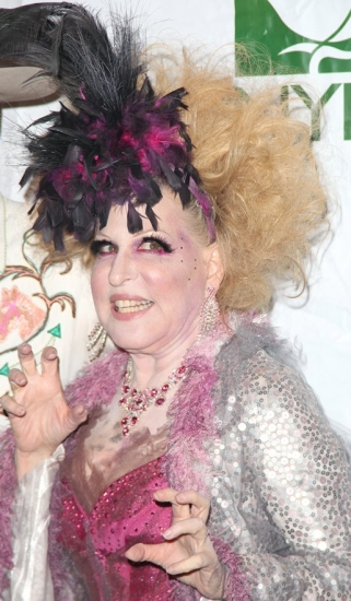 Photo Coverage: Bette Midler's HULAWEEN 2009 Benefit