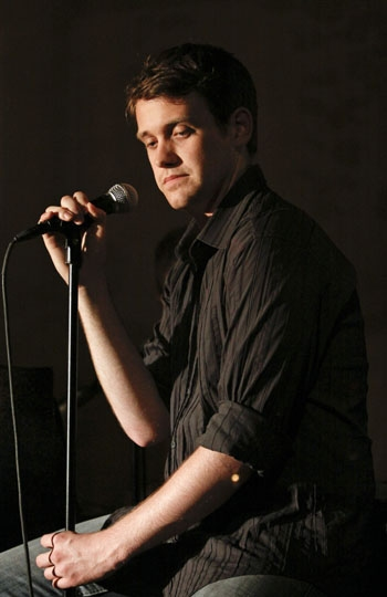 Photo Coverage: Michael Arden Gets BLUE at Upright Cabaret