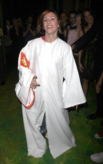 Photo Coverage: FINIAN'S RAINBOW's Big Opening Night  - The Gypsy Robe Ceremony!