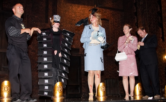 Photo Coverage: The Second Annual Halloween Hitchcock Costume Contest at THE 39 STEPS!