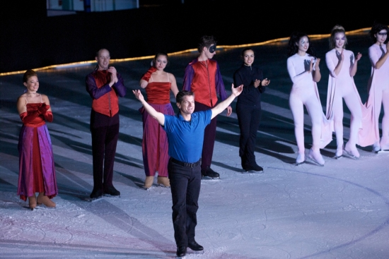 Ice Theatre of NY and Paul Wylie
