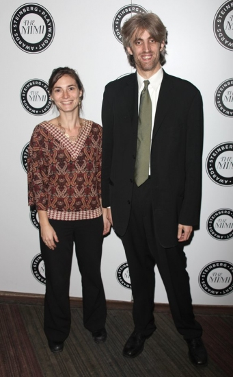 Heather Cohn and Zak Berkman Photo