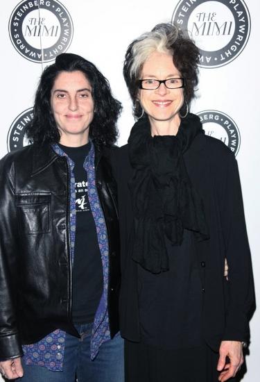 Tina Landau and Martha Lavey