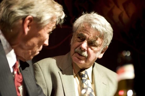 John Murphy and Harvey Sage