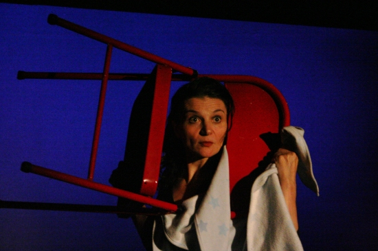 Photo Preview: HOW TO BE A GOOD ITALIAN DAUGHTER At The Cherry Lane Theater