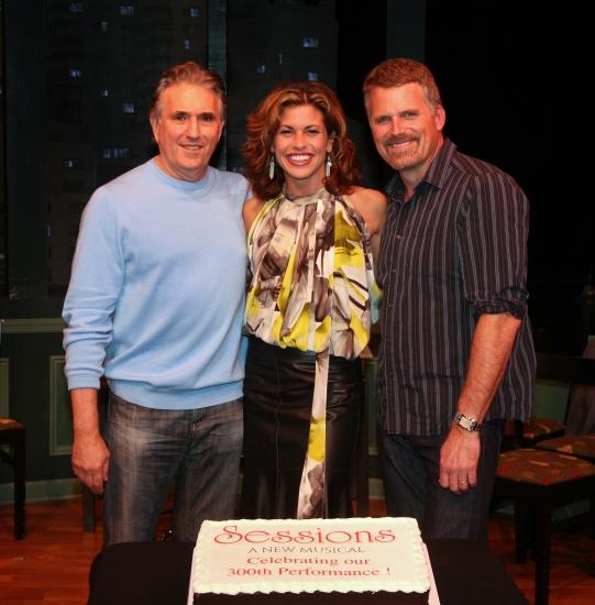 Al Tapper, Rachelle Rak and Robert Newman