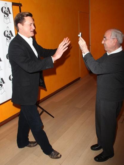 Bill Pullman & Aubrey Reuben Photo