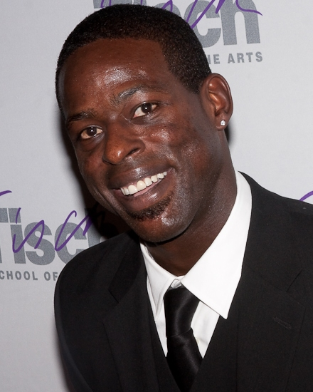 Sterling K. Brown at 'THIS IS TISCH!' 2009 Honors Gala Event