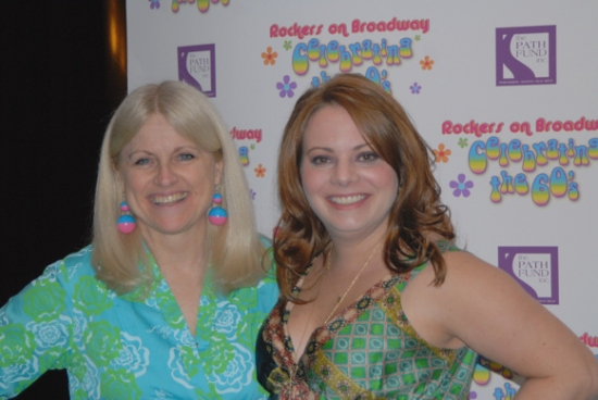 Photo Coverage: ROCKERS ON BROADWAY - Arrivals and Backstage