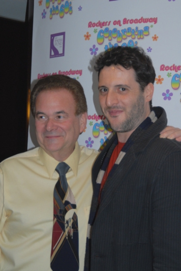 Jeff Davis and Noah Cornman (Associate Producer)