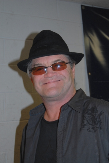 Micky Dolenz at ROCKERS ON BROADWAY - Arrivals and Backstage