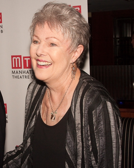 Photo Coverage: Lynn Redgrave's NIGHTINGALE Celebrates Opening Night at NY City Center