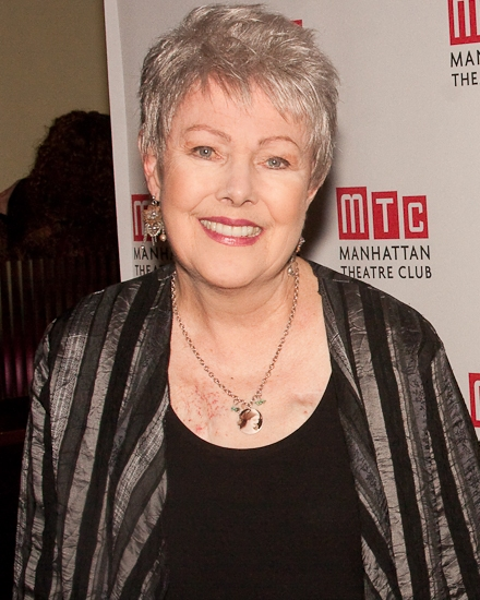 Lynn Redgrave at Lynn Redgrave's NIGHTINGALE Celebrates Opening Night at NY City Center