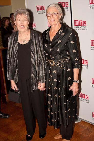 Lynn Redgrave and Vanessa Redgrave