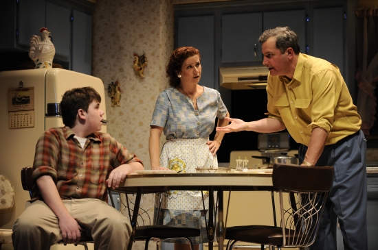Photo Flash: Goodman Theater's HIGH HOLIDAYS