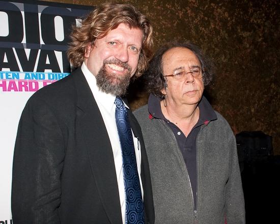 Oskar Eustis and Richard Foreman
