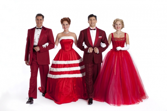 Photo Flash: IRVING BERLIN'S WHITE CHRISTMAS Opens Tonight on Broadway