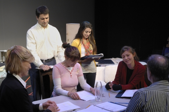 Photo Flash: Bay Street Theatre Launches New Educational Program Literature Live!, with THE DIARY OF ANNE FRANK