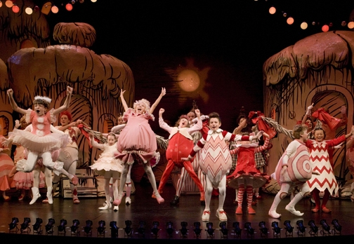 Photo Flash: DR. SEUSS' HOW THE GRINCH STOLE CHRISTMAS At The Old Globe